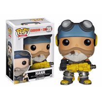 Evolve Hank , Funko Pop Games