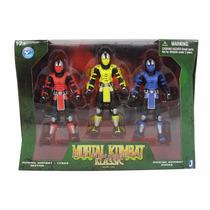 Tb Mortal Kombat 2 Mk3 4 Classic Robot