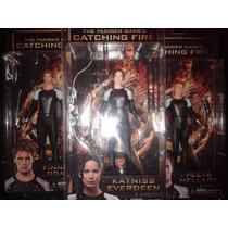Hunger Games Catching Fire Neca Katniss Peeta Finnick