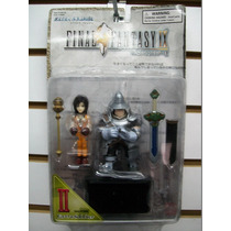 Princesa Garnet Y Adalbert Steiner Final Fantasy 9 Bandai