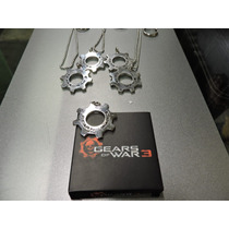 Cog Tags De Gears Of War 3, Engranes Coleccionables