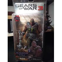 Gear Of Wars 3 Augustus Cole Figura