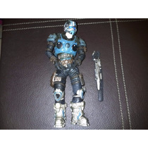 Figura De Cog Soldier De Gears Of War 2