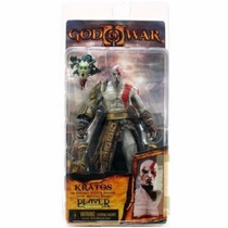 Kratos In Golden Fleece Armor God Of War Nuevo Y Sellado