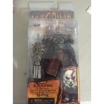 Kratos God Of War Armadura De Ares