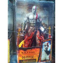 Kratos God Of War/dios De La Guerra