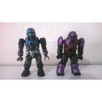 Dos Figuras Halo Megablocks