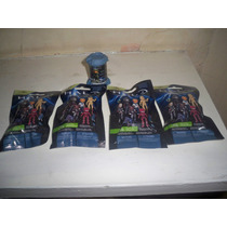 Halo Avatar Figures Lote.