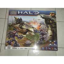 Halo Mega Bloks Eva´s Last Stand # 96937 169 Piezas.