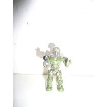 Halo Piloto Figura Mega Block Completa Oferta
