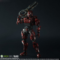 Spartan Soldier Vol 2 Halo 4 Play Arts Kai Igcomics