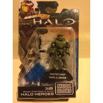 Halo Mega Blocks Master Chief Mark Iv Armor