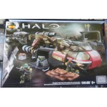 Set Halo Megablok Intercepción Del Contrabandista