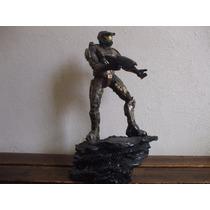 Estatuilla O Figura De Halo En Resina