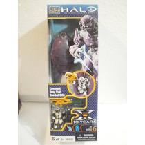 Mega Bloks 96932 Halo Covenant Drop Pod: Combat Elite 22 Pzs