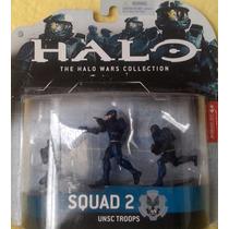 Halo Wars Set De 3 Mini Figuras