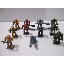 Halo Mega Bloks Series 8 Nuevos El Precio Es Por 3 Piezas