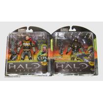 Figuras Jorge // Unsc Marine Halo Reach Serie 4 Spawn No Baf