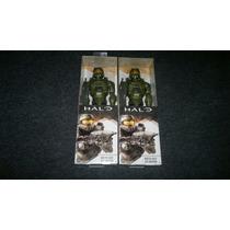 Figura Halo Master Chief De Aproximadamente 20cms Original.