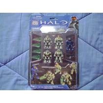 Halo Mega Bloks Last Man Standing Zombie Pack