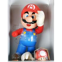 New Super Mario Bros Muñeco 30 Centimetros Aproximadamente