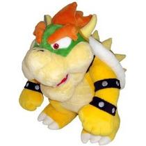 Super Mario Felpa - 10 Bowser Relleno Suave Juguete De Felp