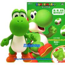 Taito Super Mario Jp Figura De 30cm Yoshi Nintendo Wii Yoshy
