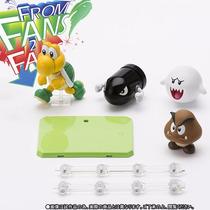 Koopa Goomba Playset D Mario Figuarts Bandai Nintendo Wiiu