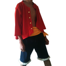 Luffy One Piece Cosplay !actualizamos A Cualquier Temporada!
