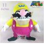 Super Mario Bros Character Wario Plush Toy
