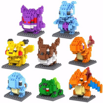 Figura Armable Pokemón