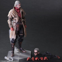 Oct2015 Ocelot Play Arts Kai Metal Gear Solid V Snake Enix