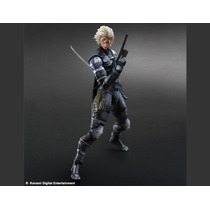 Play Arts Kai Raiden Metal Gear Vice C&g