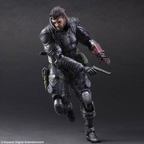 Sep 2015 Venom Snake Sneaking Suit Play Arts Kai Mgs V Solid