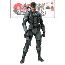 Figma Snake Metal Gear Solid 2 Figura Video Juego Ps2
