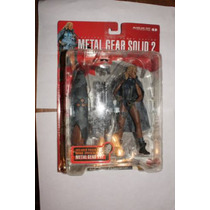 Sgg Metal Gear Solid Fortune Series 2 Mcfarlane Toys Maa
