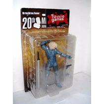 Raidenmetal Gear Solid Action Figure 20th Anniversary