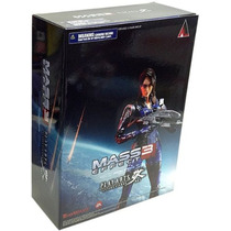 Figura Play Arts Videojuego Mass Effect 3 Ashley Williams