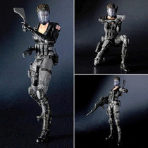 Figura Play Arts Lupo De Resident Evil Operation Racoon City