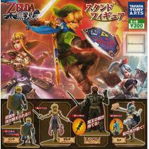 Set De 4 Figuras Japonesas Tomy De Zelda Hyrule Warriors
