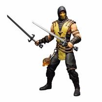 Figura De Scorpion De Mortal Kombat X 12 Pulgadas Nueva !!!