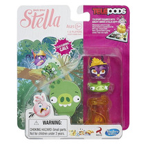 Angry Birds Stella Telepods Gale Ave Figura