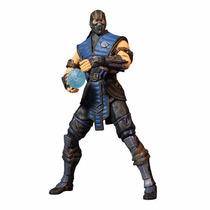 Figura De Sub Zero De Mortal Kombat X 12 Pulgadas Nueva !!!