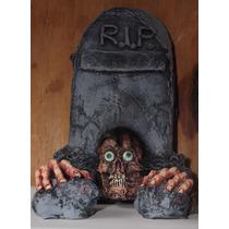 Lapida Zombie, Resident Evil, Walking Dead Muerto Viviente