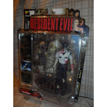 Resident Evil Zombie Y Licker Palisadess Biohazard Xbox Ps
