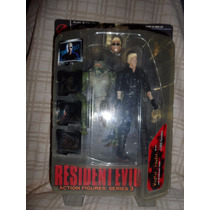 Resident Evil Wesker Y Hunter Palisadess Biohazard Xbox Ps