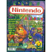 Revista/magazine De Club Nintendo 1999 -envio Gratis