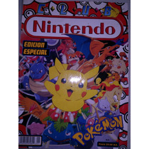 Revistas Club Nintendo Pokemon