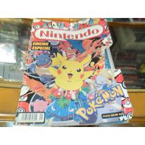 Club Nintendo Edicion Especial Pokémon