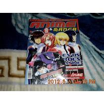 Revista Anime Contiene Su Disco Con Extras Y Mucho Mas